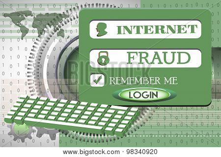 Internet fraud