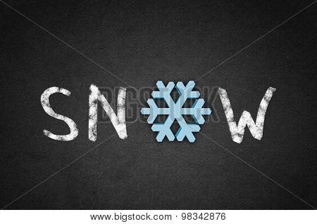 Word snow