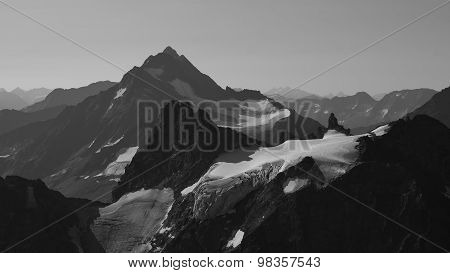 Majestic Mountain Sustenhorn