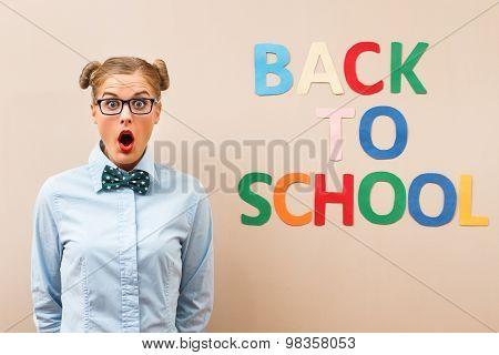 Back to school?Already?