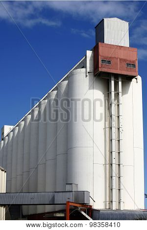 Silo storage