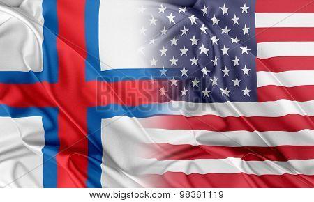 USA and Faroe Islands