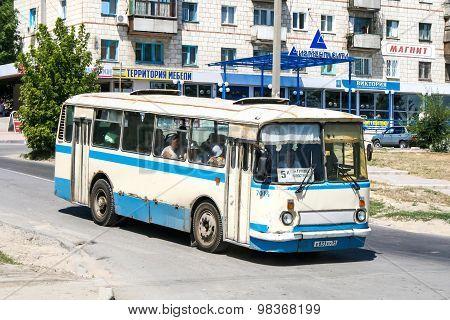 Laz 695N Lviv