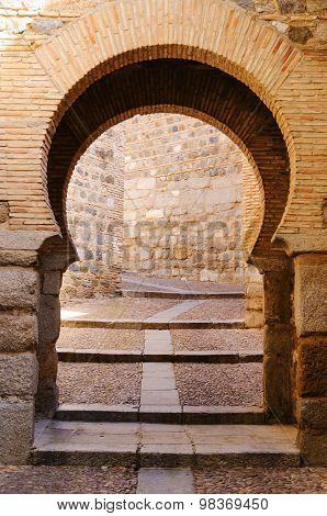 Arabic Style Gate