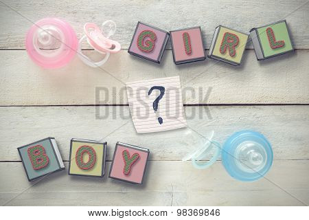 Is a boy or a girl?