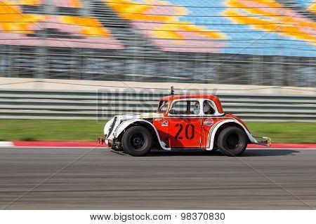 Legends Car Championships