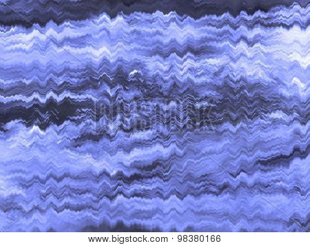 Abstract shivering waves