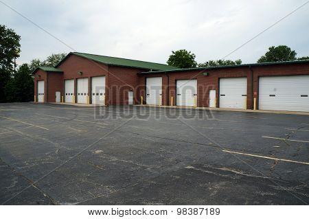 Fire Department Garages