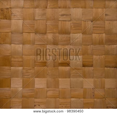 Handicraft Weave Banana Fiber Background