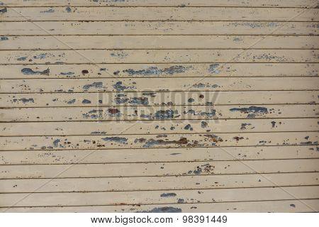 Grunge Wooden Wall Texture