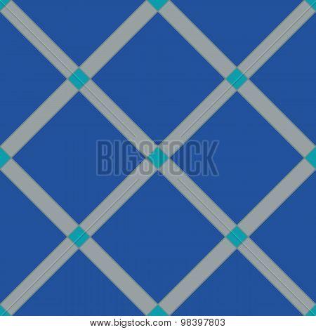 Geometric Seamless Pattern Diamonds