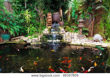 Decorative Pond