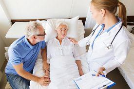 image of hospital  - medicine - JPG