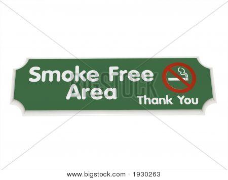 Nenhum sinal de fumar