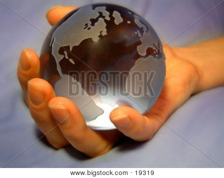 Sphere In Hand