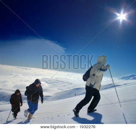 Alpine Expedition Climbing Mt. Sar Planina, Macedonia