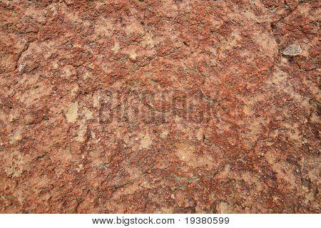 Red Volcanic Tuff
