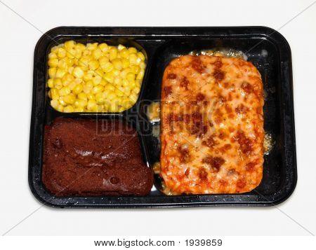 Pizza Tv Dinner