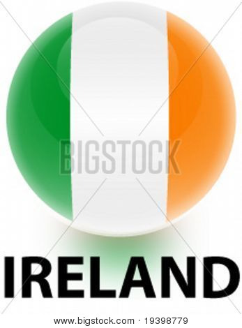 Orb Ireland Flag