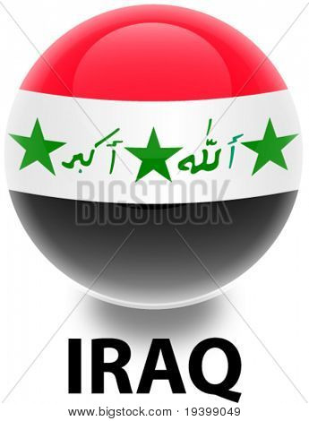 Orb Iraq Flag