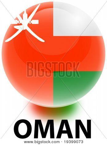 Orb Oman Flag
