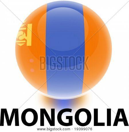 Orb Mongolia Flag