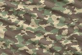 image of camouflage  - excellent background illustration of disruptive  camouflage material - JPG