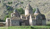 Постер, плакат: Goshavanq монастырь Армения