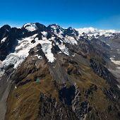 Huge Alps - New Zealand