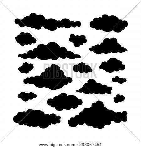 Cloud Set Cloud Icon Cloud