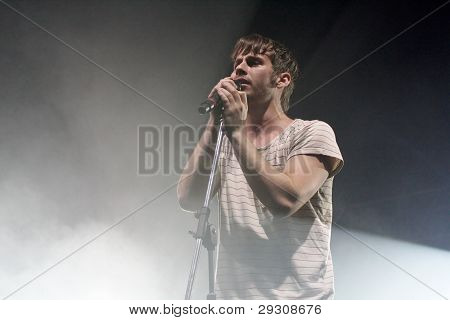 FOSTER THE PEOPLE- Big Day Out Performance
