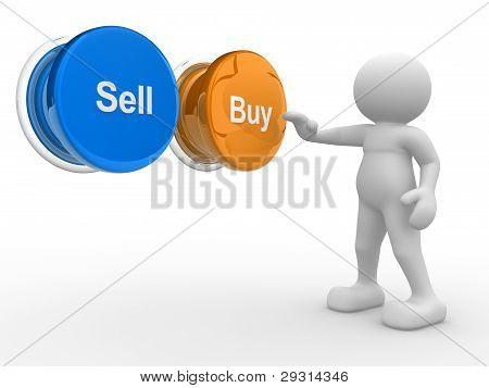 """""""Kaufen Sie"""" os """"Verkaufen"""""""