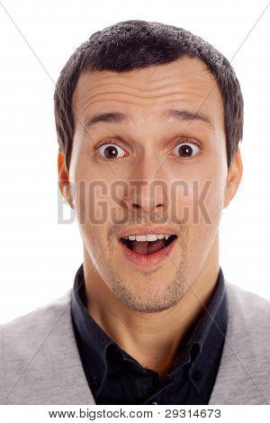 surprised nam