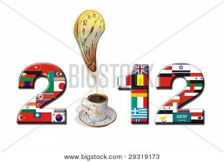 2012 New Year.