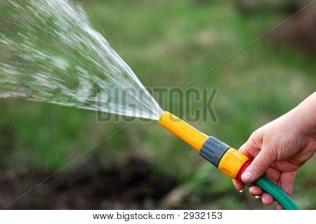 Garden Sprinkling