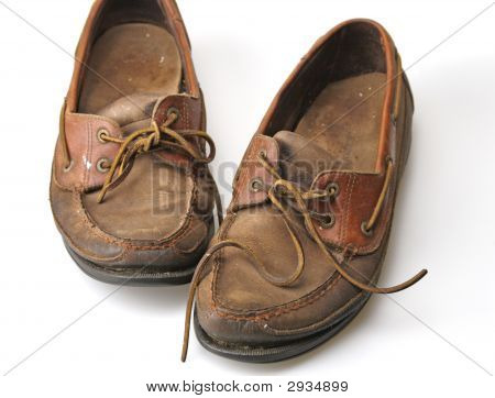 Old Deck Shoes