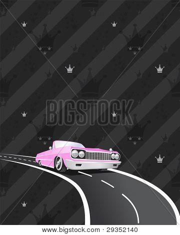 hip hop car background