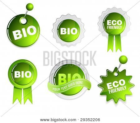 collection of bio signs