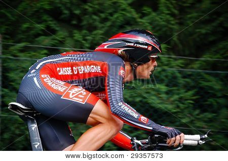 Giro d'Italia 2010 (Tour of Italy) - Individual Time Trial