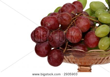 Grapes In The Vase