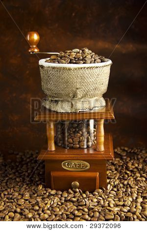 Mechanical Coffee Grinder