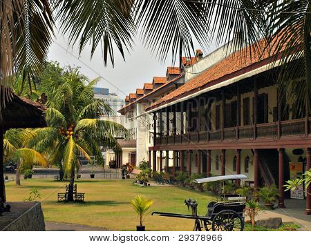 museum of the Dutch colonial