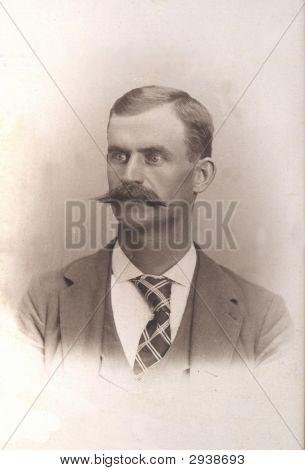 Vintage Family Photo 1882
