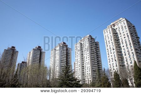 habitation area