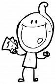 pic of payday  - happy payday man cartoon  - JPG