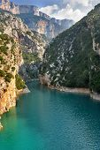 Well-Known Canyon Verdon poster