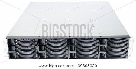 Rackmount Disk Storage