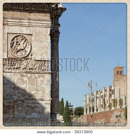 Constantine Arc Detail