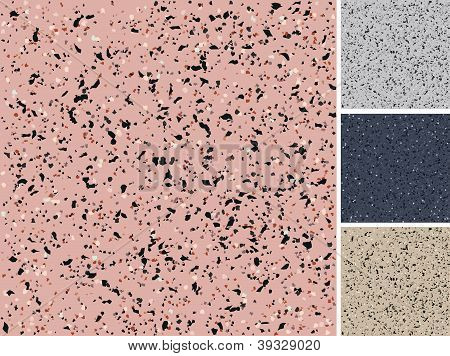 Seamless granite texture