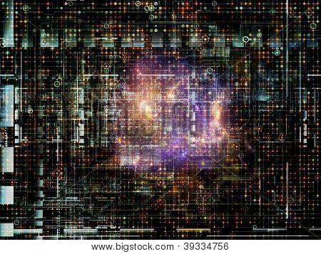 Network Nebulae